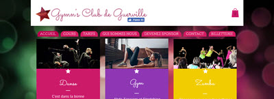 Gymns Club Site