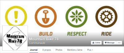 Mountain Bike 78 facebook